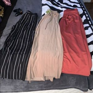 Flare pants get all 3 for 10